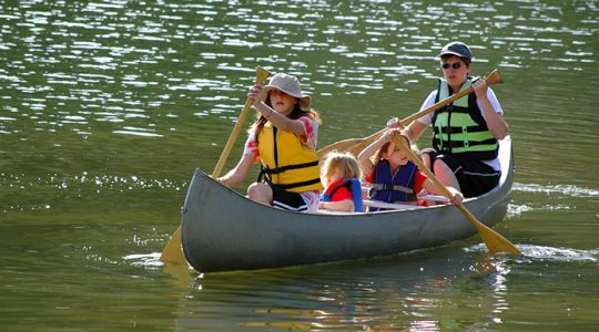 Canoeing Safety Tips