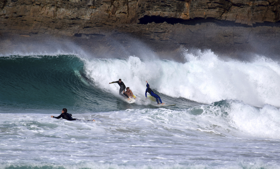 surfing tips / safety